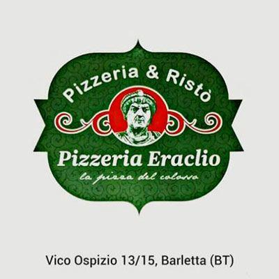 pizzeria eraclio barletta