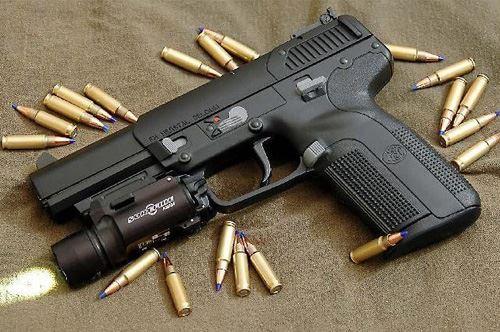 spaccio armi
