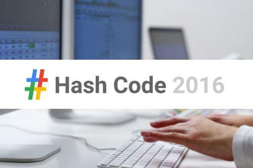 google hash code lecce