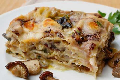 lasagna-bianca-burrata-funghi
