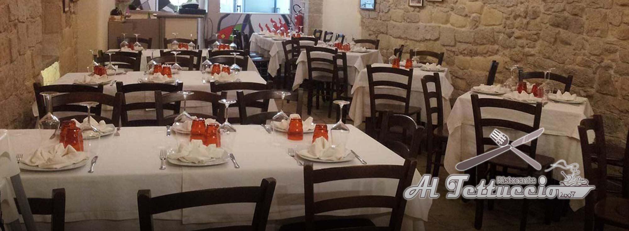 Ristorante al tettuccio barletta bt ristorante e pizzeria - Buon pranzo in spagnolo ...
